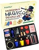 Incredible Magic Tricks Set Contains 15 Great Magic Props Gift Kit