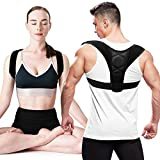 Posture Corrector for Men and Women, VILIMO Back Posture Brace with Adjustable Breathable