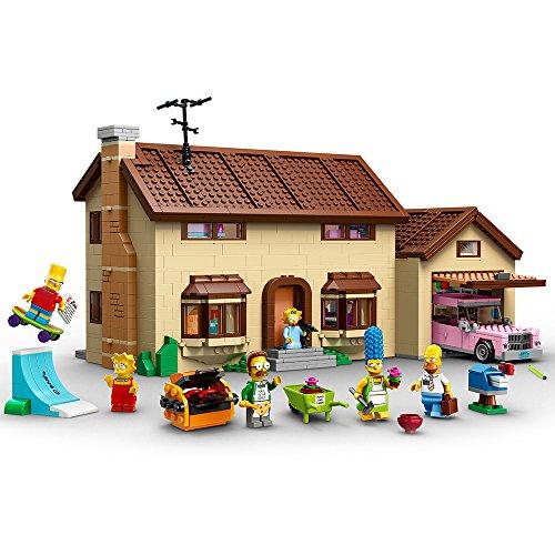 LEGO The Simpson - La casa dei Simpson