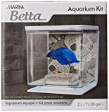 Marina Aquarium Betta Kit Tête de Mort 2 L