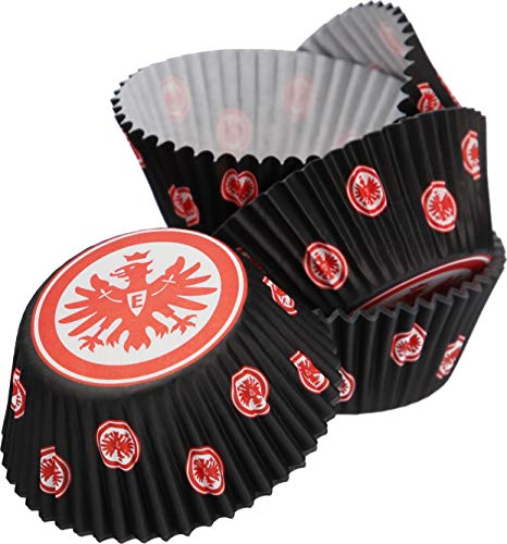 Eintracht Frankfurt Muffin-Förmchen (40er-Set)