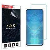 J&D Compatibile per Oppo Reno 10x Zoom Pellicola Protettiva, 3 Confezioni [Non Piena Copertura]...