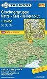 Glocknergruppe 1:25 000: Matrei - Kals - Heiligenblut Wanderkarte