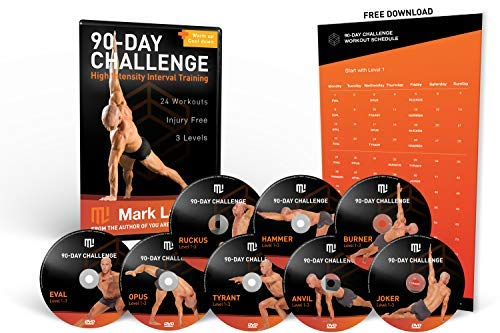MARK LAUREN Workout DVD