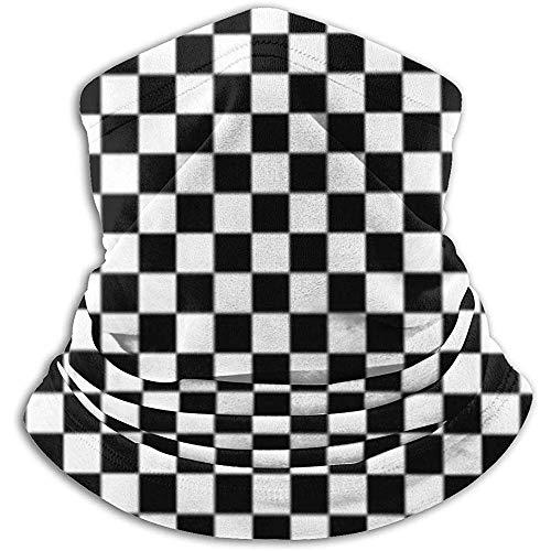 Original MINI Ventilkappen Checkered Flag