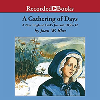 A Gathering of Days audiobook cover art