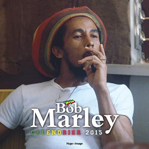 Calendrier mural Bob Marley 2015