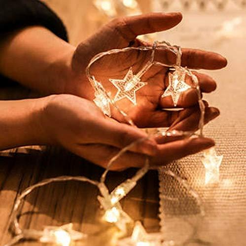 LED Starlight String Weihnachtsbeleuchtung Weihnachtsfeier Hochzeitsdekoration Märchen String Lichtern USB 3m30 LEDs