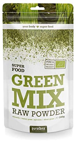 Green Mix Pulver BIO 200g