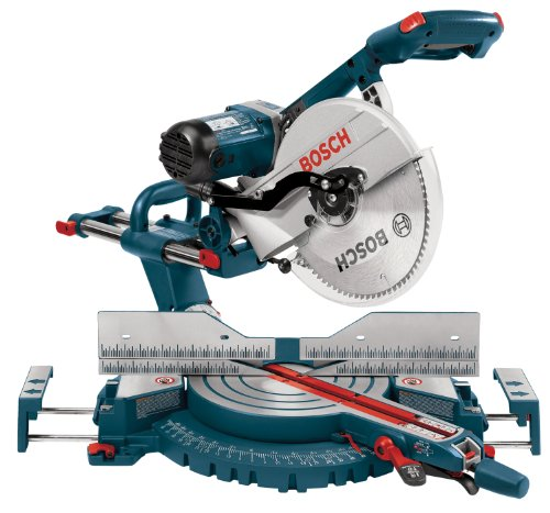 Bosch 5312 12-Inch Dual Bevel Slide Compound Miter Saw