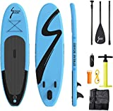streakboard Stand Up Paddle Board Gonflable 304x 77x 15.5cm,Sup Planche de Surf,15cm...