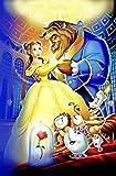 Poster USA - Disney Classics Beauty and the Beast Poster GLOSSY FINISH- DISN022 (24' x 36' (61cm x 91.5cm))