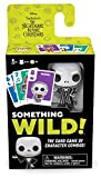Something Wild! Disney The Nightmare Before Christmas - Jack Skellington Card Game - Christmas Stocking Stuffer