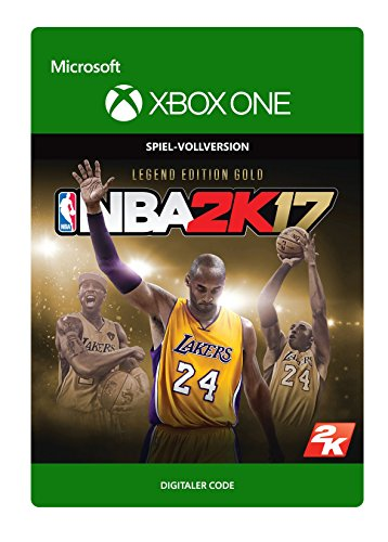 NBA 2K17: Legend Edition Gold [Xbox One - Download Code]