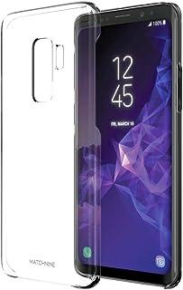 غطاء خلفي لهاتف Samsung Galaxy S9 Plus MatchNine Hori - لون كربوني كولومبيا بلو