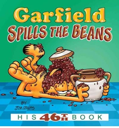 By Jim Davis ( Author ) [ Garfield Spills the Beans Garfield New Collections By Sep-2008 Paperback