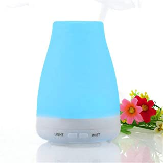 Colorful Creative Aromatherapy Humidifier Clear Bottle PLUS, Third Gear Timer, Mute Mini Air Environmental Ultrasonic Arom...