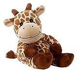Neo Toys- Peluche bouillotte Girafe, 200113