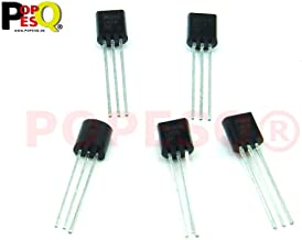 rojo LM35 LM35DZ Modulo de Sensor termico del Temperatura 0-100 Grados Celsius R SODIAL