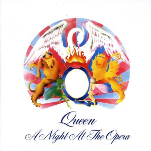 Queen - A Night At The Opera - Parlophone - 0777 7 89492 2 0, Parlophone - CDPCSD 130 by Queen