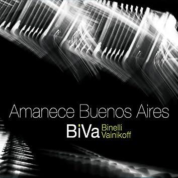 Amanece Buenos Aires