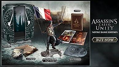 Xbox One - Assassin's Creed Unity - Notre Dame Edition - [PAL DE/FR/IT]
