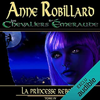 La princesse rebelle     Le feu dans le ciel              Written by:                                                                                                                                 Anne Robillard                               Narrated by:                                                                                                                                 Raymond Desmarteau                      Length: 9 hrs and 56 mins     8 ratings     Overall 5.0