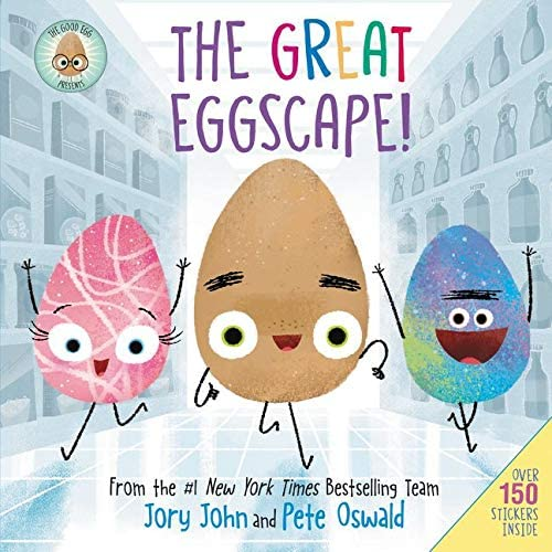 The Good Egg Presents The Great Eggscape product image
