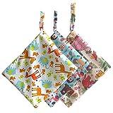 benail bolsa de pañales de mojado y seco impermeable bolsas de pañales lavable...