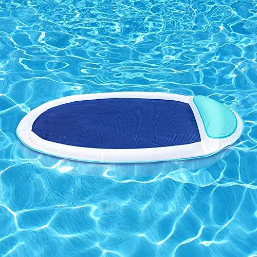DINGQING Inflable Pelota de Playa colchón de Aire, flotando la Almohadilla de Juego Juguete al Aire Libre de Escape Bienvenida balsa Pelota de Playa Game Pad cojín de Waterpolo,B