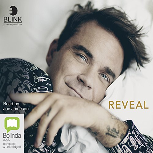 Page de couverture de Reveal: Robbie Williams