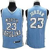 YCJL Camiseta De Baloncesto Retro, Michael Jordan # 23 All-Star Jersey, Tela Transpirable, Camiseta De Hombre...