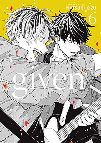 Given, Vol. 6 (Yaoi Manga) (English Edition)
