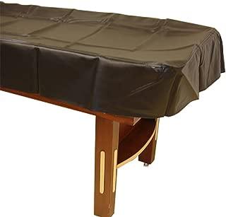 Championship 16' Shuffleboard Table Cover - Black