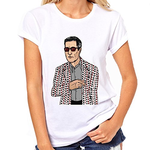 Gangster Kaarten T-Shirt Womens Classic T-Shirt