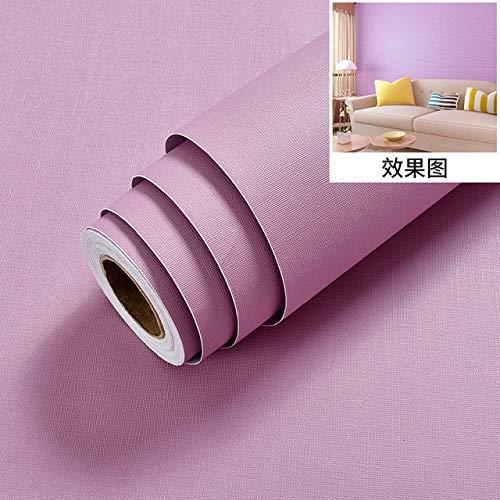 LZYMLG 60cm X10m Ropa de cama Habitación Impermeable Etiqueta de la pared Decoración para el hogar Pvc Imitación Paño Papel pintado autoadhesivo para niña Habitación para niños 2