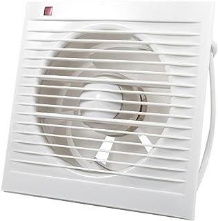 Ventilador de Baño Ventilador Extractor, Extractor de Ventilación Extractor de Baño de Cocina Sistema de Ventilación(6