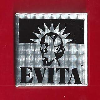 "Elaine Paige""EVITA"" David Essex/Joss Ackland/Andrew Lloyd Webber 1978 London Pinback"