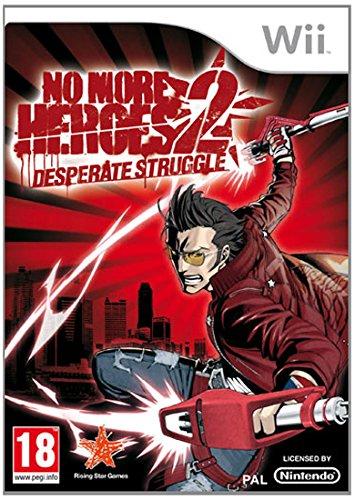 No More Heroes 2-Desperate Struggle