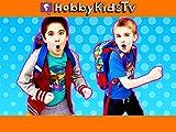 Morning School Routine w/ HobbyPig Vs. HobbyFrog!