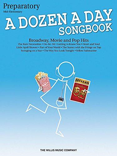 A Dozen a Day Songbook - Preparatory Book: Mid-Elementary Level (Dozen a Day Songbooks)