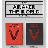 WayV - 1集 正規 アルバム [Awaken The World] CD + 折りたたみポスター(On pack)[ランダム VER]
