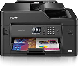 Brother Wireless All in One Printer, MFC-J2330DW, Color Inkjet with A3 Print Capability, Duplex & Mobile Printing, High Yi...