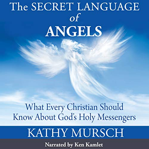 The Secret Language of Angels audiobook cover art