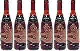 Affental Spätburgunder Rotwein QbA Affenflasche (6 x 0,75L)