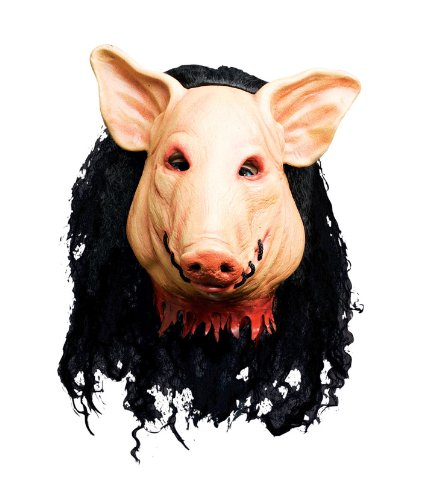 Saw - Pig Deluxe Latexmaske