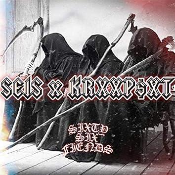 Evil Fiendz (feat. Krxxpsxt)