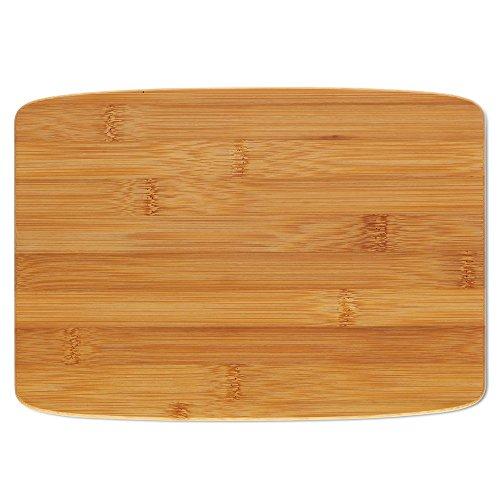 kela 11871 Planche à découper Katana 28x20cm en Bambou, Beige, 28 x 20 x 1,2 cm