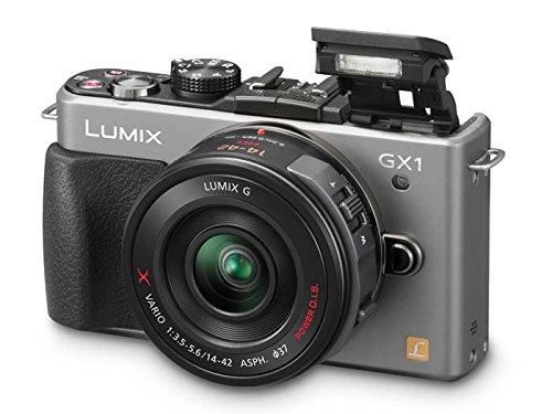 Panasonic Lumix DMC-GX1 ( 16.68 Megapixel (3 Zoll Display) )