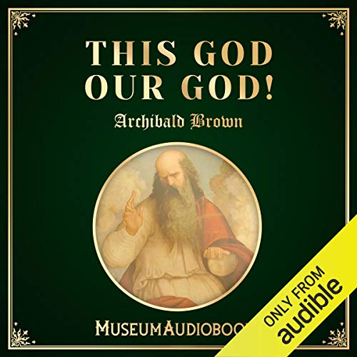 This God Our God! audiobook cover art